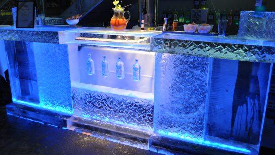 Bar en glace Suisse