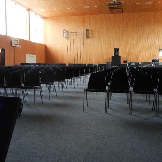 Mobilier pour conférence