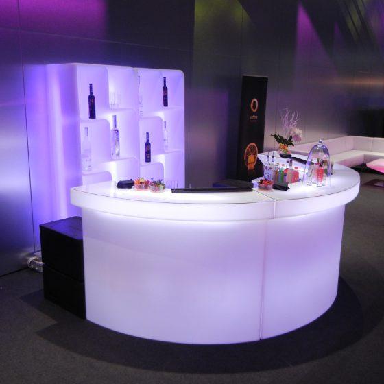 Vente de bars lumineux en Suisse