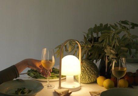 Vente de lampe de tables nomades