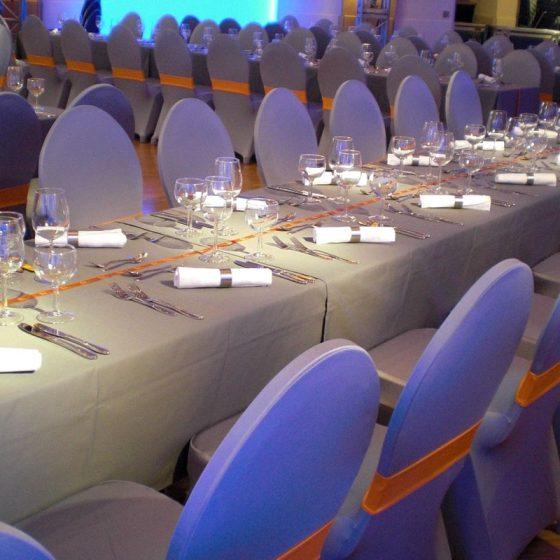 Décoration de banquets