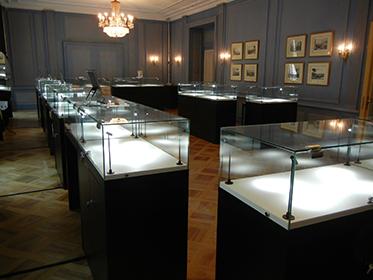 Location de vitrines d'exposition
