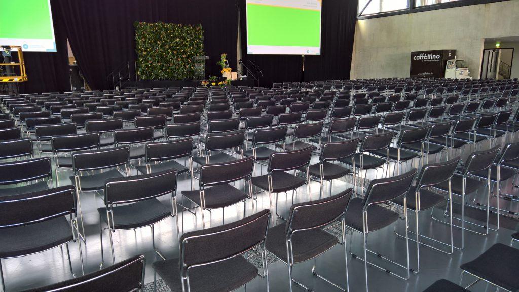 Chaises de congrès